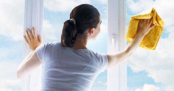Как мыть пластиковое окно без разводов в домашних условиях 544