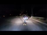 Oskar Vee | Downhill longboarding | neighborhood run