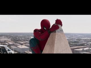Человек-паук:возвращение домой-дублированный расширенный трейлер