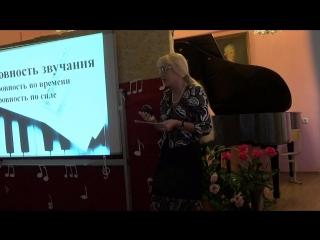 Лекция Шишкиной И.В. Черни.Начало пути28.11.16 ДМШ им Моцарта