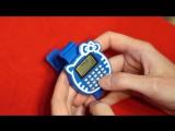 Детские часы с калькулятором