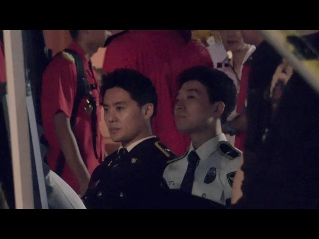 170701 대한민국 나라사랑 음악회 - 대기하는 준짱 (따르릉 feat.프로 호응러들)