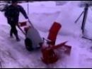MF 70 frez do śniegu