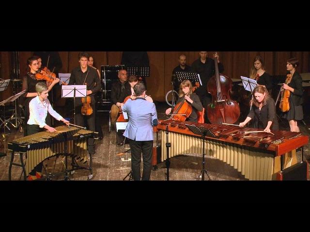 Emmanuel Séjourné - Double Concerto for Marimba, Vibraphone and Orchestra