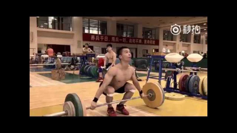 Wu Jingbiao Training 2017 05 23