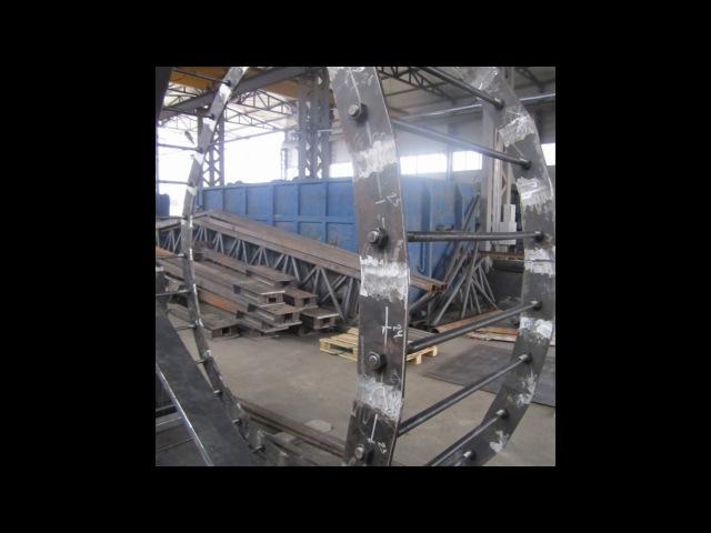 Корзины анкерные от Завода Металлоконструкций