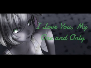 【 MMD 】I Love You, My One and Only 【Test model】