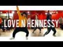 A Chal Love N Henessy Class With Fefe Burgos