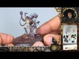 INFAMY Miniatures Video 1 of 4 - Dr. John Watson - TMM &amp Gore