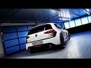 PREVIEW New 2018 Volkswagen Golf Mk8 @ Vision GTI Concept