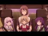 Tenshi no 3P! 7 серия русская озвучка Freedom / Ангельское трио 07 / А вот и три ангела!