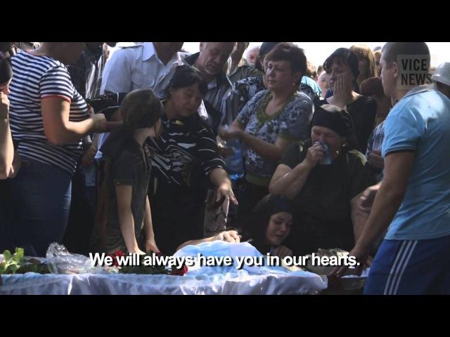 Зверства украинских карателей глазами иностранных корреспондентов