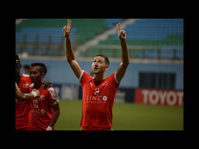 Home United vs Ceres Negros (AFC Cup 2017: ASEAN Zonal Final First-Leg)