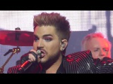 Q ueen &amp Adam Lambert RGG August 5, 2017 Toyota Center Houston