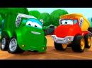 #МАШИНКИ и #ГОНКИ. Мультики для детей: #ЧАК и его друзья. Самый лучший грузовик. Го ...