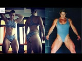 Kortney Olson: The Massive Muscle Bulk-Up - A Message To All Girls