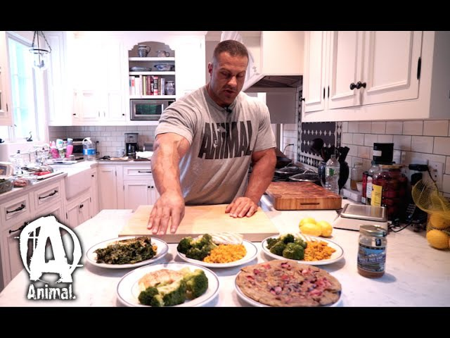 No Limit With IFBB Pro Bodybuilder Evan Centopani: Food Shopping Prep Without A Budget