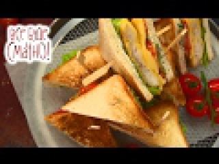 10 место: Сэндвичи с хеком — Все буде смачно. Сезон 4. Выпуск 40 от 18.02.17
