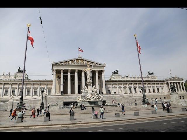 Австрия: Вена / Austria: Vienna