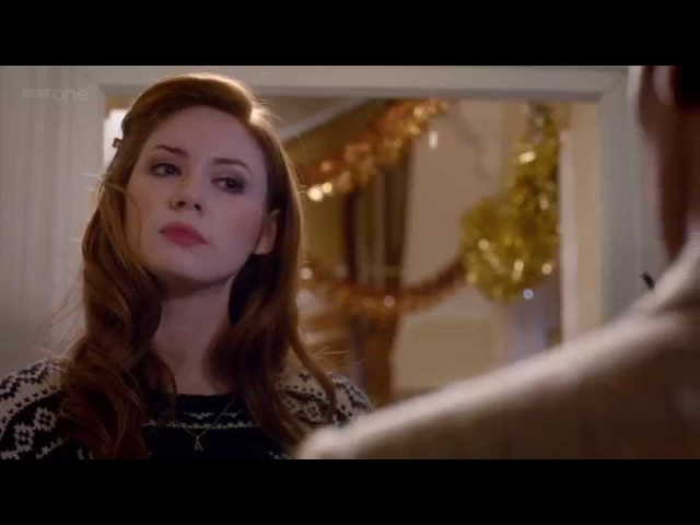 Doctor Who Season 7 Christmass Special - Amy x Doctor Reunion