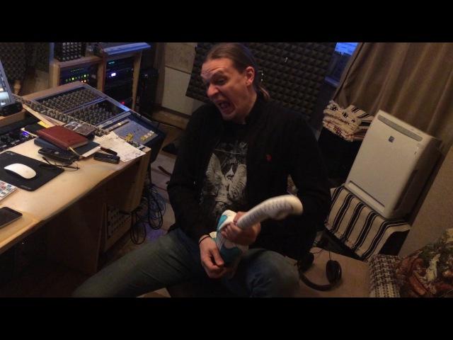 Эпитафия - Запись гитары по новым нанотехнологиям