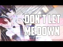 ▌MMD ▌ Don't Let Me Down I B R S and B M S