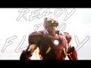 ►Tony Stark | Ready To Fly