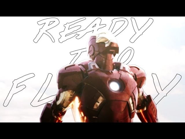 ►Tony Stark Ready To Fly