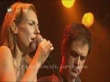 UTE LEMPER ~ La Qad Kantou (Sung In Arabic) &amp Kmo Etz Bar (Sung In Hebrew) live 2006