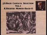 J.S.Bach Cantata Selection Vol.1  K.Richter M