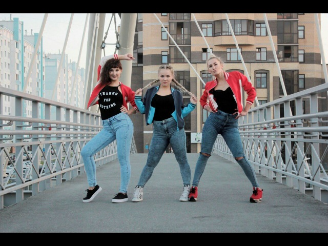 SO WHAT CREW | DANCEHALL FEMALE STEPS