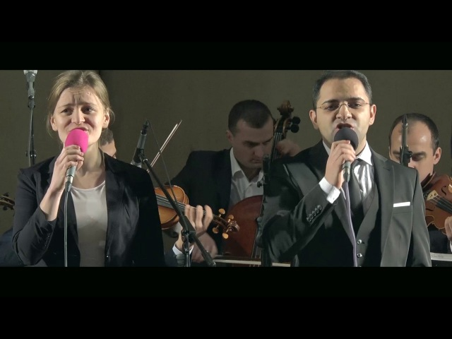 Христианский камерный ансамбль Е Н Пушкова на евангелизационном