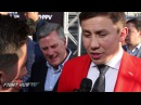 Gennady Golovkin Mayweather talks too much! Responds to Floyd picking Canelo over GGG