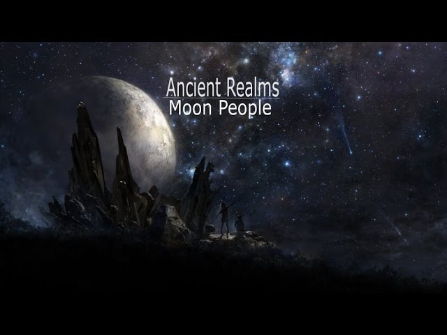 Lorn - Ancient Realms: Moon People (November 2016) (Psybient / Downtempo / Deep Trance)