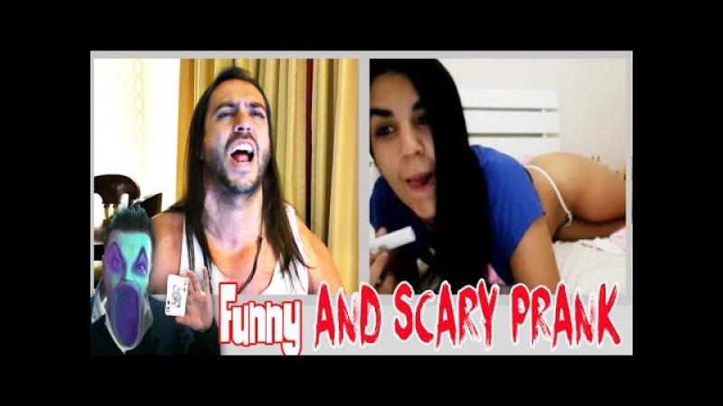PallaringasSi I Bromas y Sustos con Jordi Wild en Chatroulette I Funny Scary Prank