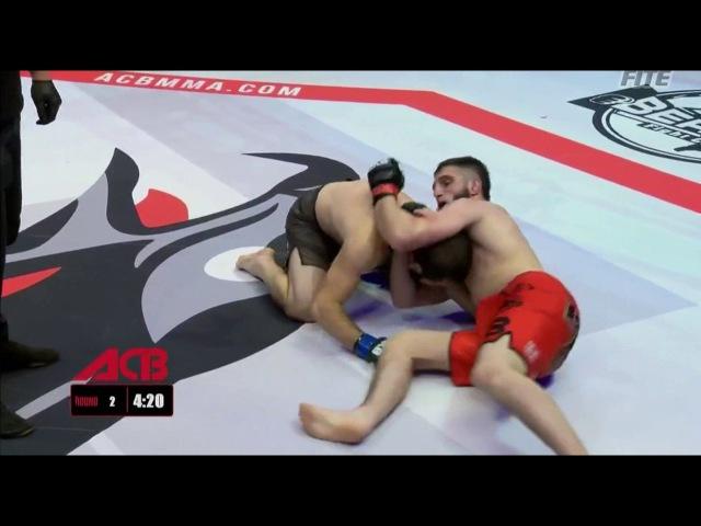 ACB 59: Алихан Сулейманов - Алихон Хасанов