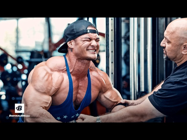 FST-7 Chest Workout with 4x Physique Olympia Jeremy Buendia Hany Rambod | FST-7 Big and Ripped