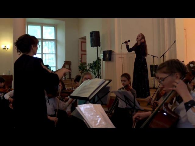Оркестр Мелодия и Наталья Шевцова — Звёзды на небе
