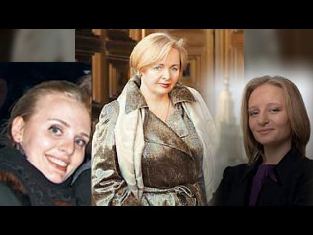 Катерина и Мария Путины