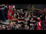 Burrows paying off immediately for Senators, gets second goal of the night