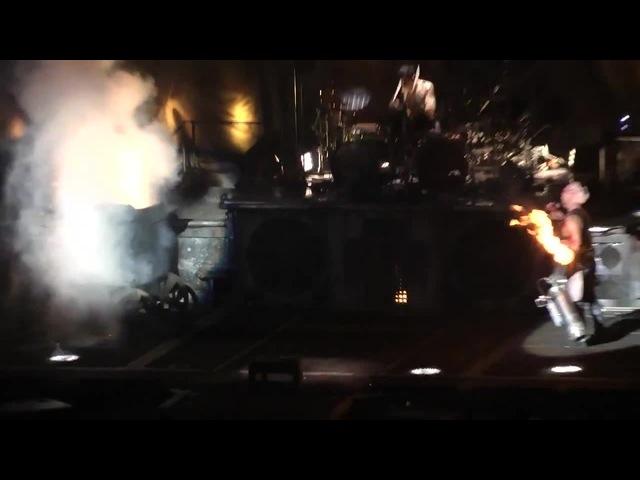 Rammstein - Mein Teil (Saint Petersburg 13.02.2012) · coub, коуб