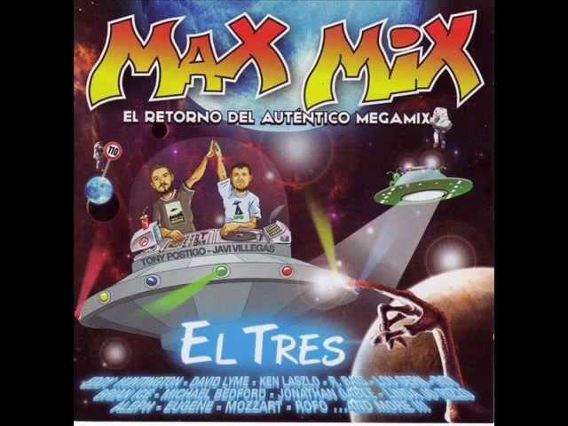 MAX MIX - THE RETURN VOL. 3 - PART 1-2 (FULL VERSION) (℗2011)