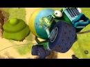 Мультфильмы - ТРАКТАУН - Все серии мультика про машинки для мальчиков!