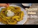 Las Mejores Patatas Deluxe Caseras con Salsa Como hacer Patatas Gajo al Horno con Salsa Deluxe