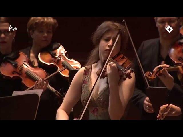 Mozart Sinfonia concertante Vilde Frang viool Nils Mönkemeyer altviool Live Concert