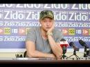 Бумбокс сьогодні в Ужгороді, Андрій Хливнюк спілкувався з журналістами.