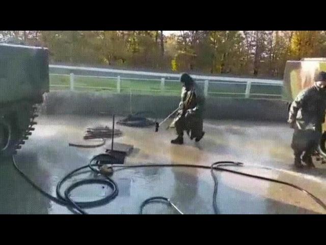 Boring job. The Russian army · coub, коуб