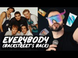 BACKSTREET BOYS - Everybody (Backstreets Back) - Keytar-Fusion-Djentcore cover