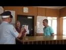 Водитель, врезавшийся в маршрутку на Яблочкова, выпил бутылку водки