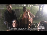 Shadowhunters - Behind the Scenes- The Cast (русские субтитры)
